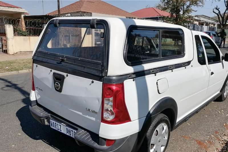 Used 2013 Nissan NP200 1.6i