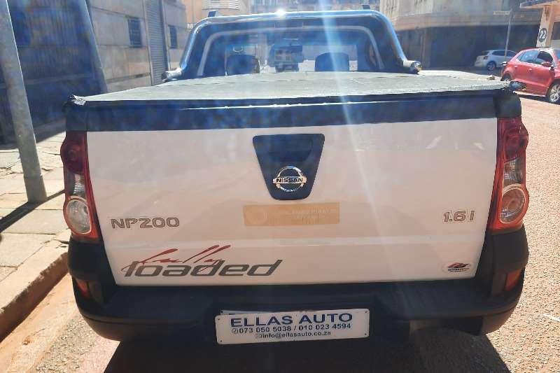 2013 Nissan NP200 NP200 1.6i