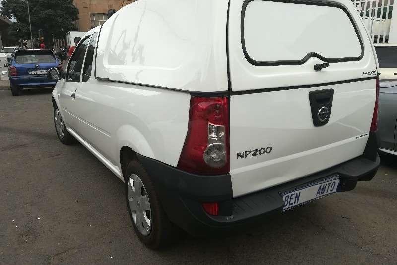 2014 Nissan NP200 NP200 1.6i