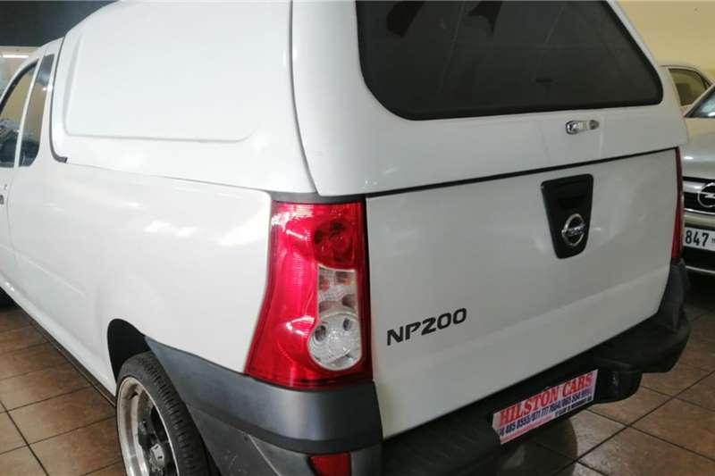 Used 2014 Nissan NP200 1.6i
