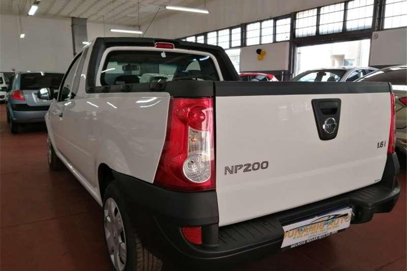 2015 Nissan NP200 NP200 1.6i