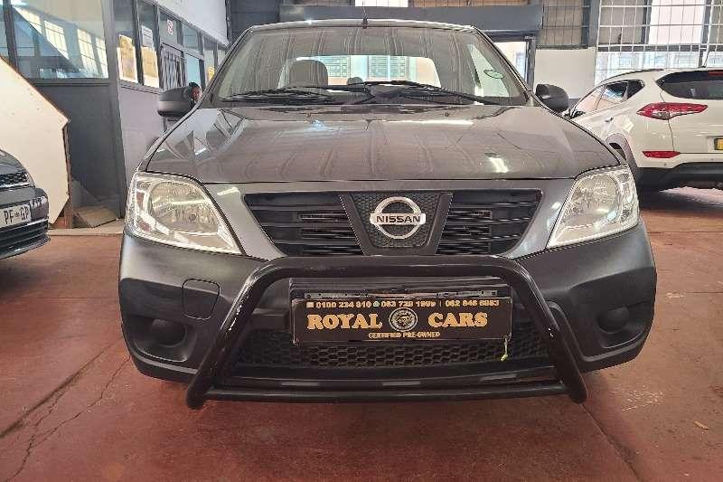 Used 2016 Nissan NP200 1.6i