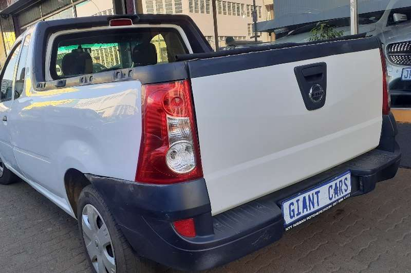Used 2017 Nissan NP200 1.6i