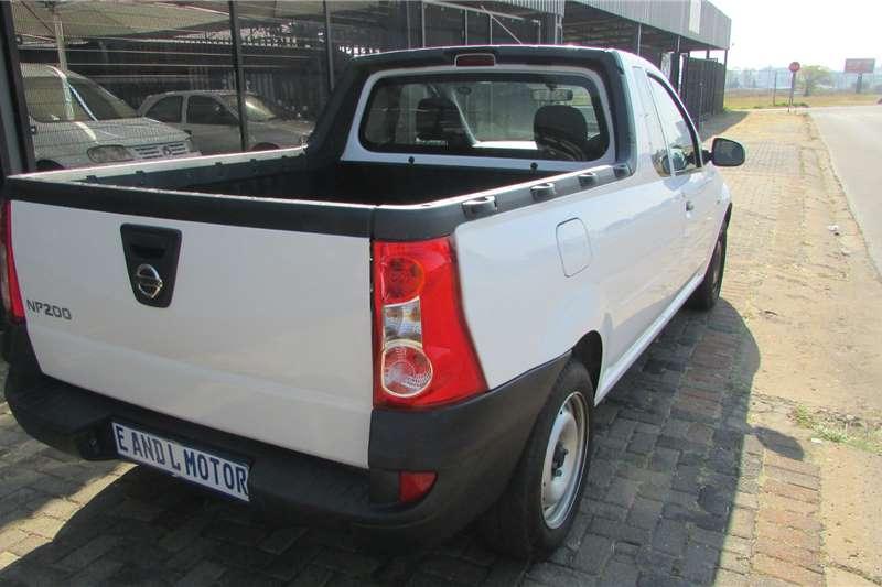Used 2019 Nissan NP200 1.6i