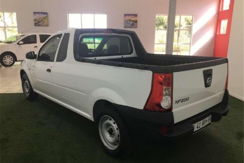 2021 Nissan NP200 NP200 1.6i