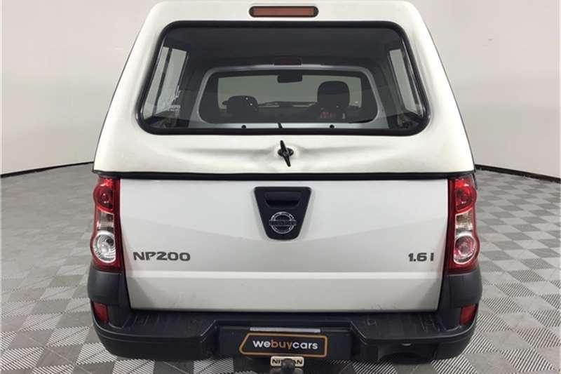 Nissan NP200 1.6i (aircon) 2014