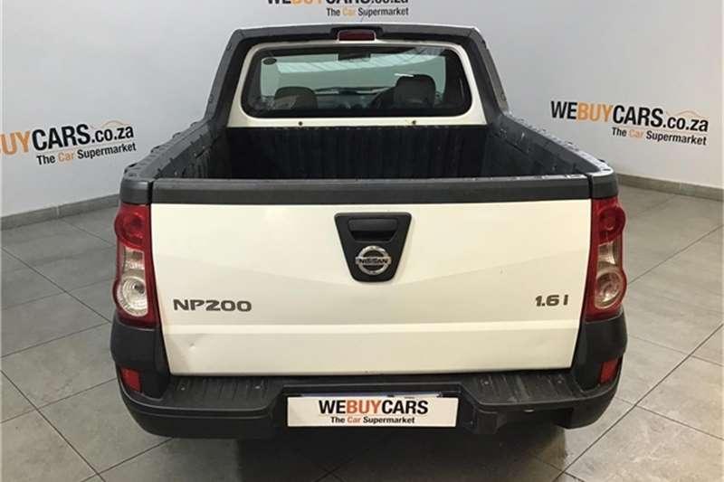 Nissan NP200 1.6i (aircon) 2015