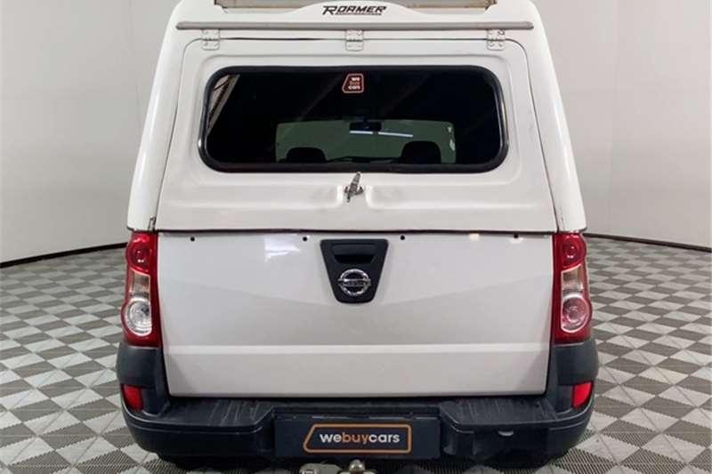 2015 Nissan NP200 NP200 1.6i (aircon)