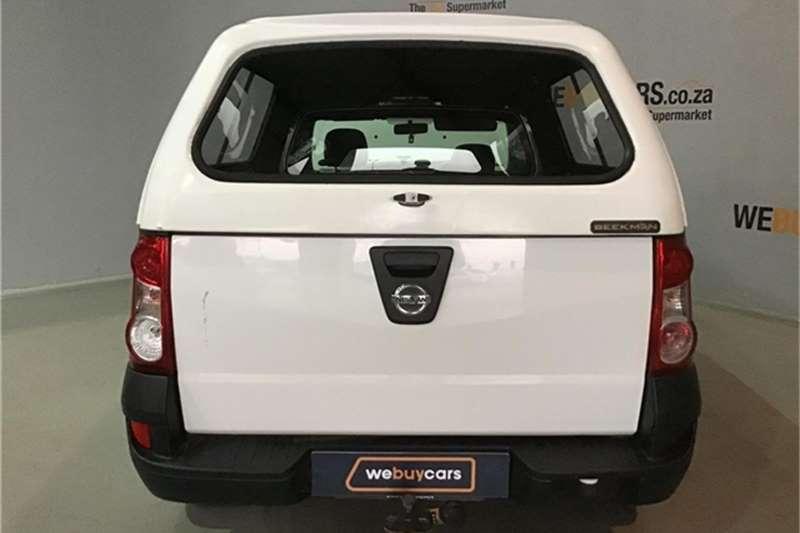 Nissan NP200 1.6i (aircon) 2016