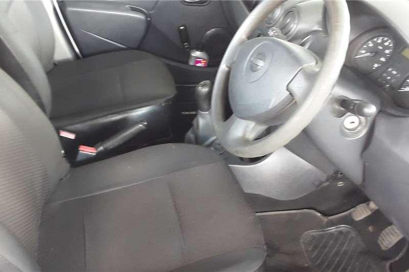 Used 2016 Nissan NP200 1.6i (aircon)