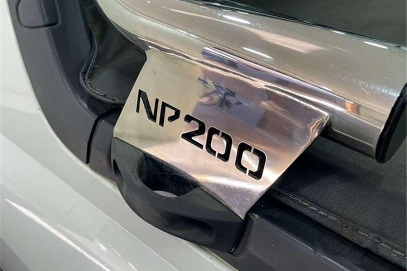 2016 Nissan NP200 NP200 1.6i (aircon)