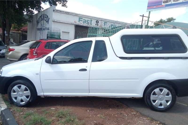 Nissan NP200 1.6i (aircon) 2017