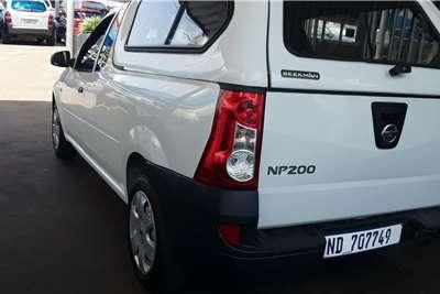 Used 2017 Nissan NP200 1.6i (aircon)