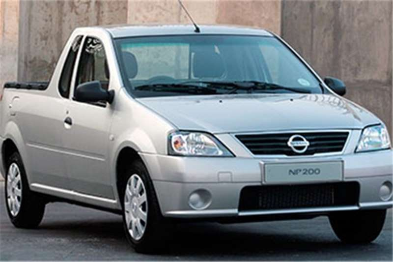 Nissan NP200 1.6i (aircon) 2019