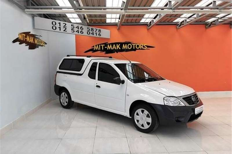 Nissan NP200 1.6i (Aircon) Safety Pack 2018