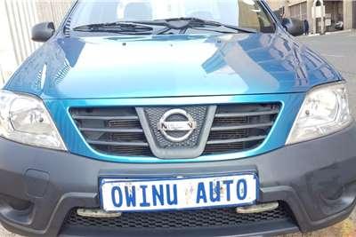 2017 Nissan NP200 NP200 1.6i iCE