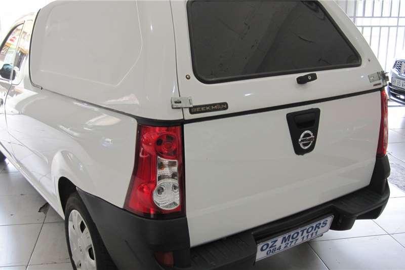 Nissan NP200 1.6i loaded 2019