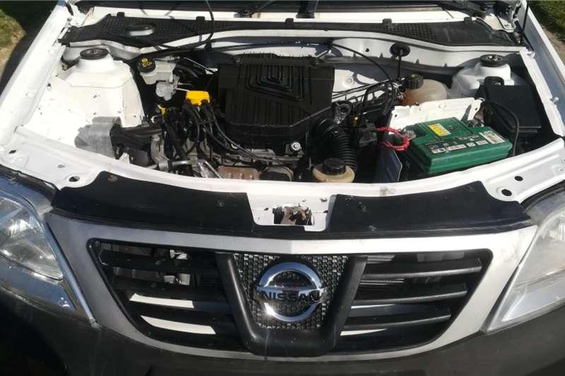 Used 2019 Nissan NP200 1.6i loaded