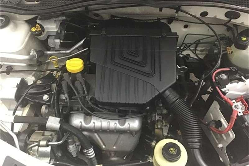 Nissan NP200 1.6i pack 2013