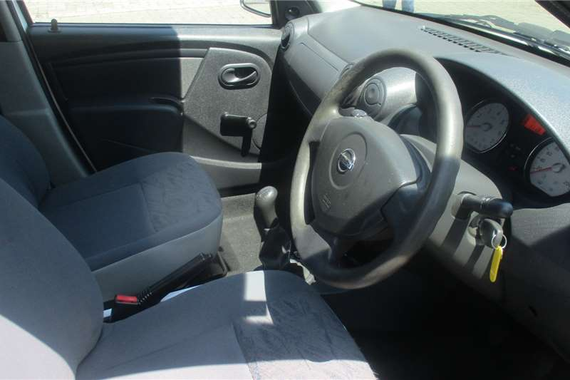Used 2014 Nissan NP200 1.6i pack