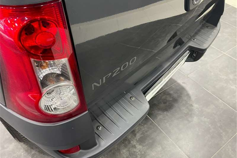 2016 Nissan NP200 NP200 1.6i pack
