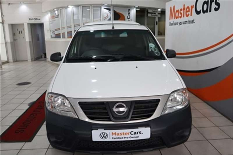Used 2017 Nissan NP200 1.6i pack