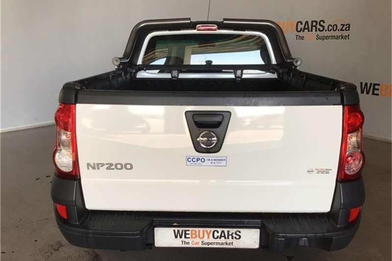 Nissan NP200 1.6i pack 2018