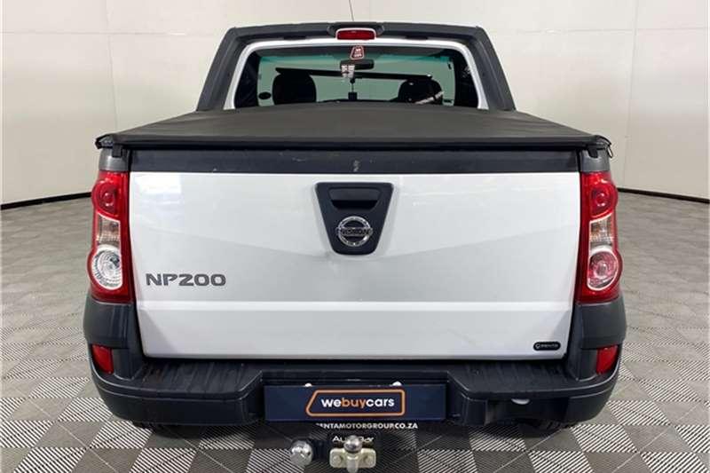 2018 Nissan NP200 NP200 1.6i pack