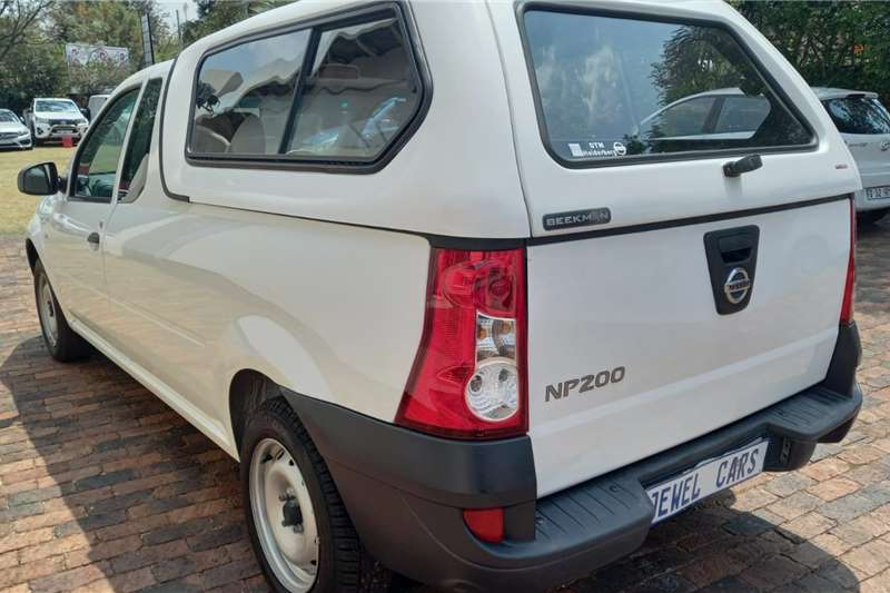 Used 2019 Nissan NP200 1.6i pack