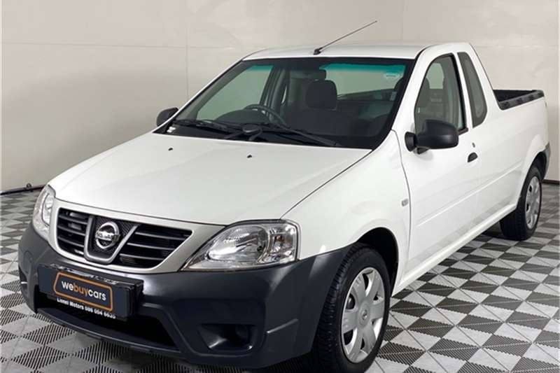2019 Nissan NP200 NP200 1.6i pack