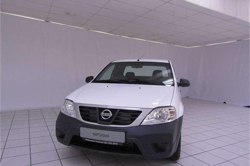 Nissan NP200 1.6i pack 2020