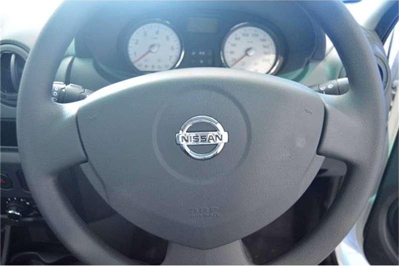 Nissan NP200 1.6i pack 2021