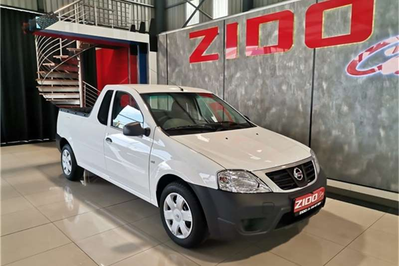 Used 2021 Nissan NP200 1.6i pack