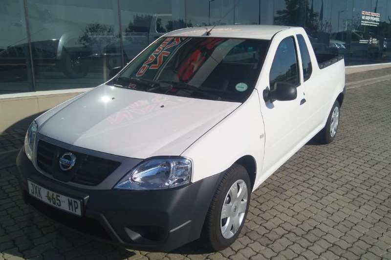 Nissan NP200 1.6i Safety Pack + AC 2019