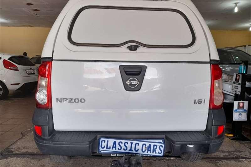 Used 2016 Nissan NP200