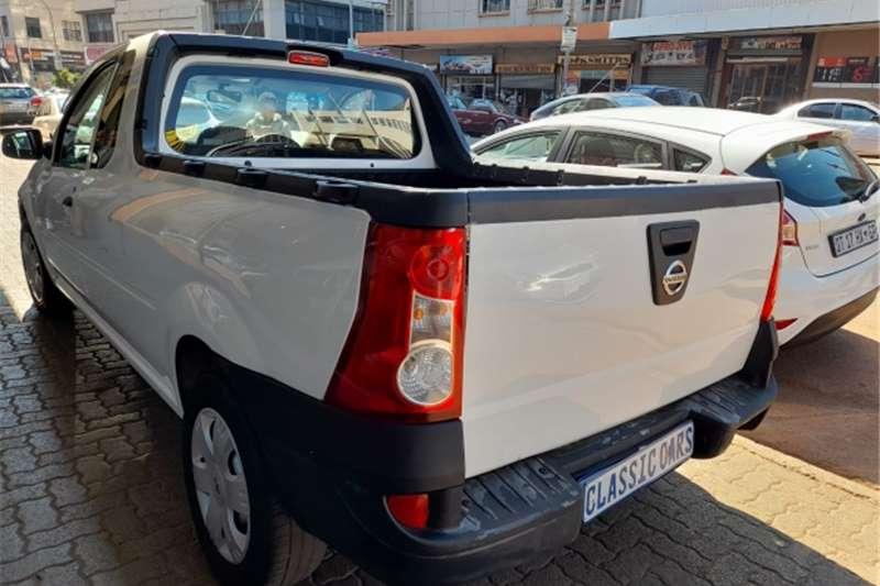Used 2017 Nissan NP200