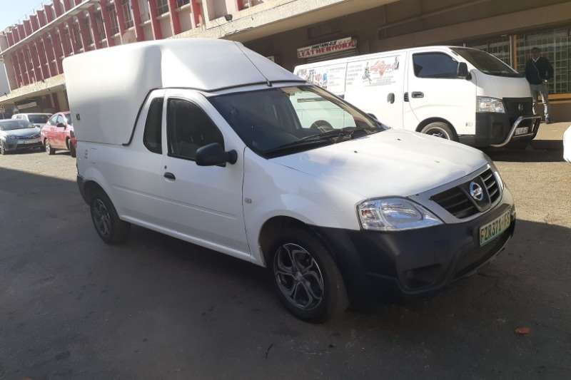 2011 Nissan NP200 1.5dCi