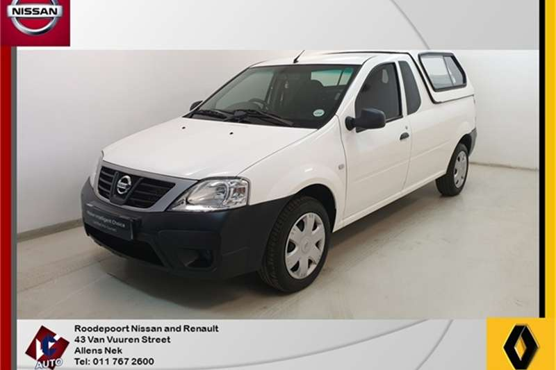 2018 Nissan NP200 1.5dCi pack