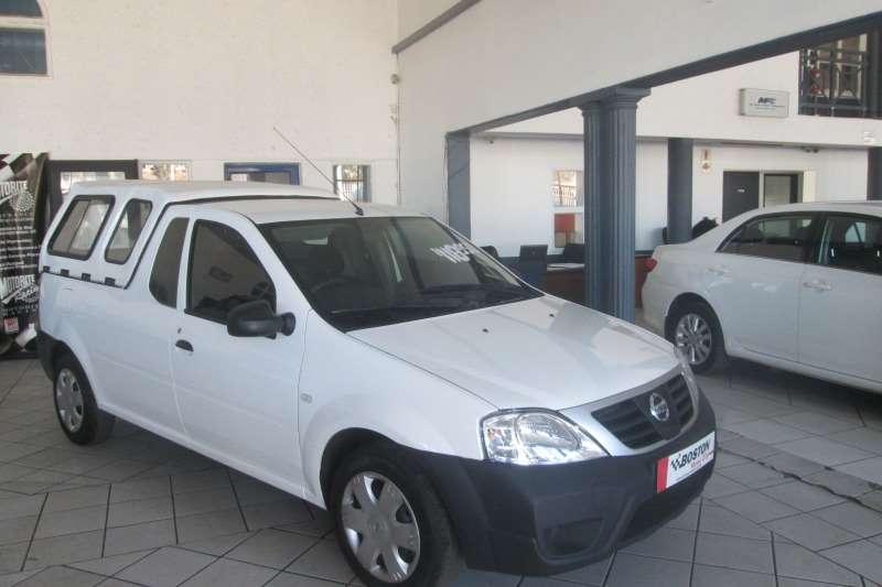 2011 Nissan NP200 1.6i (aircon)