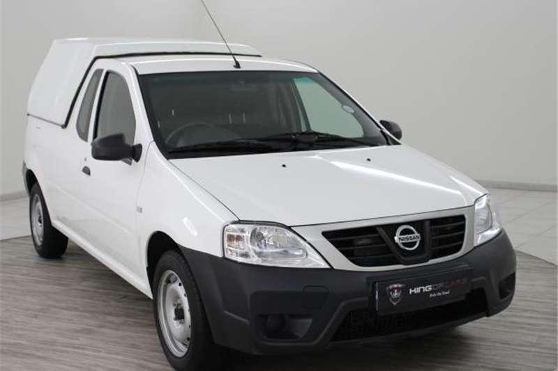 2018 Nissan NP200 1.6i