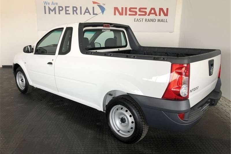 Nissan NP200 1.6i