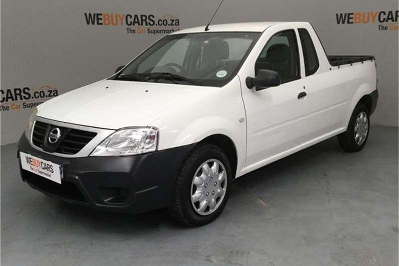 2012 Nissan NP200 1.6 16v S
