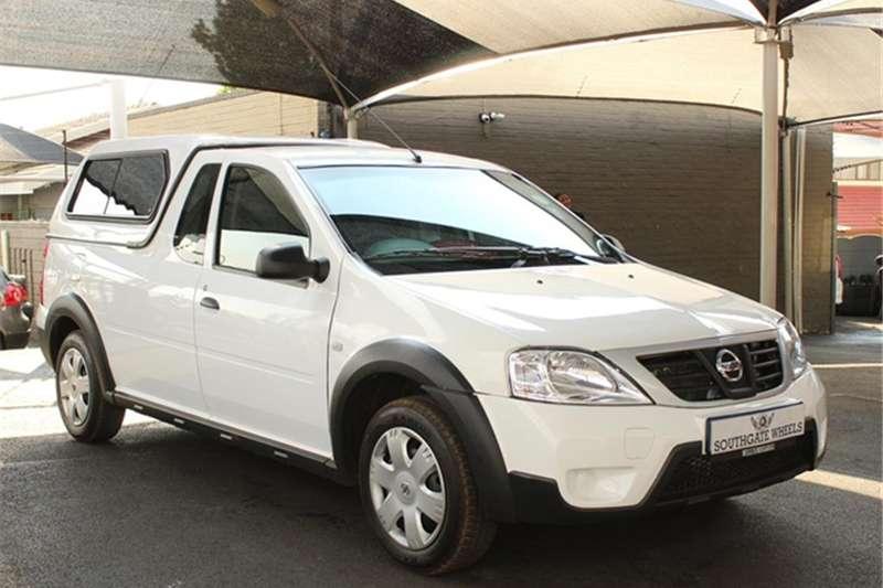 2010 Nissan NP200 1.6 16v S