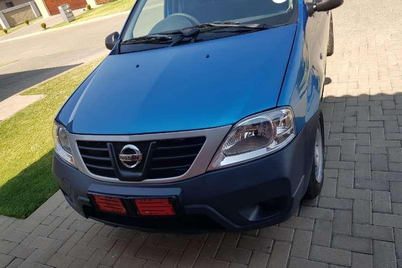 2018 Nissan NP200 1.6i (aircon)