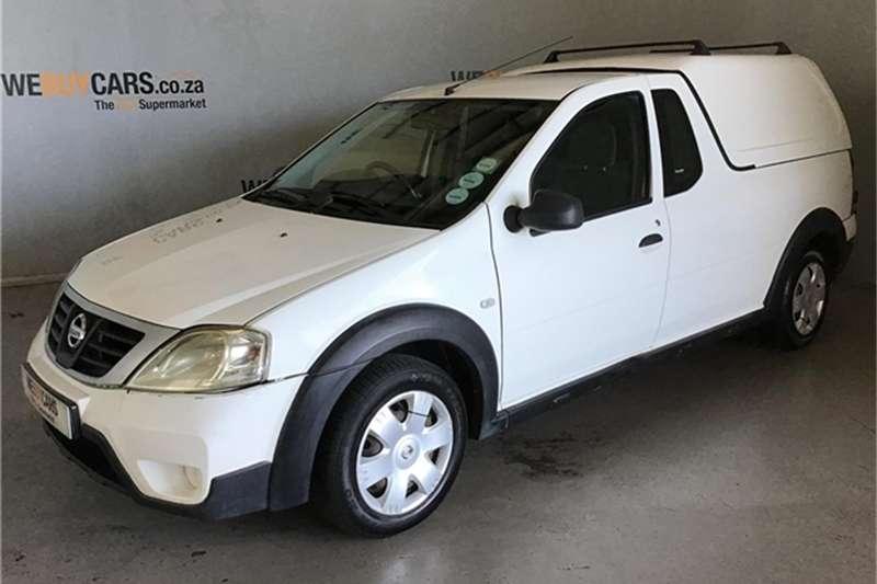 2014 Nissan NP200 1.6 16v S