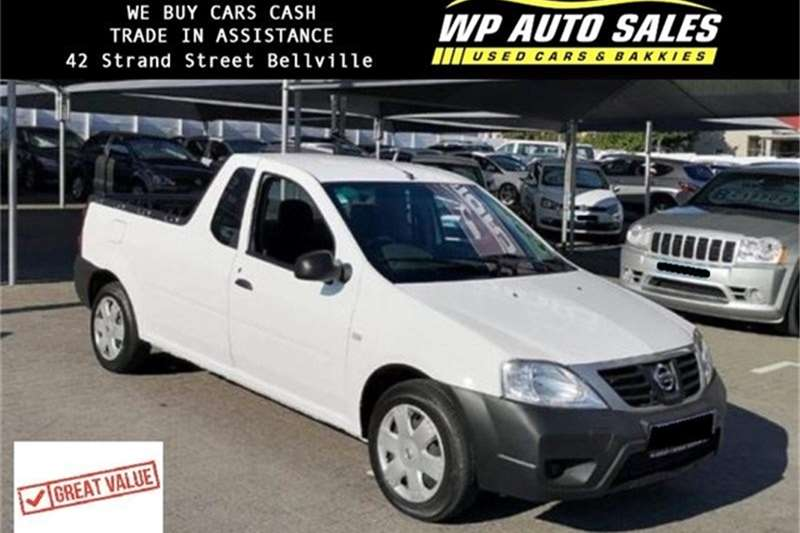 2014 Nissan NP200 1.5dCi pack