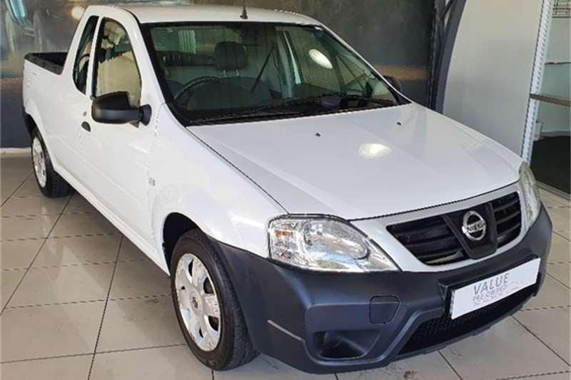 2013 Nissan NP200 1.6i
