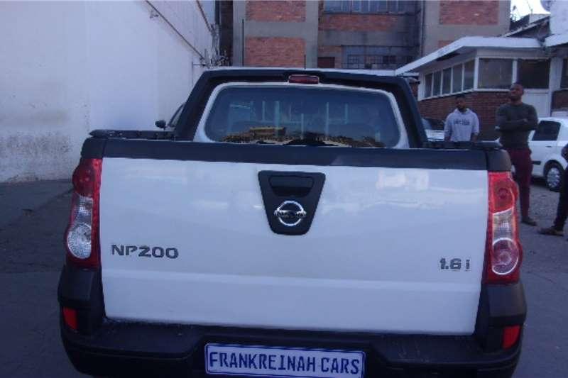 2015 Nissan NP200