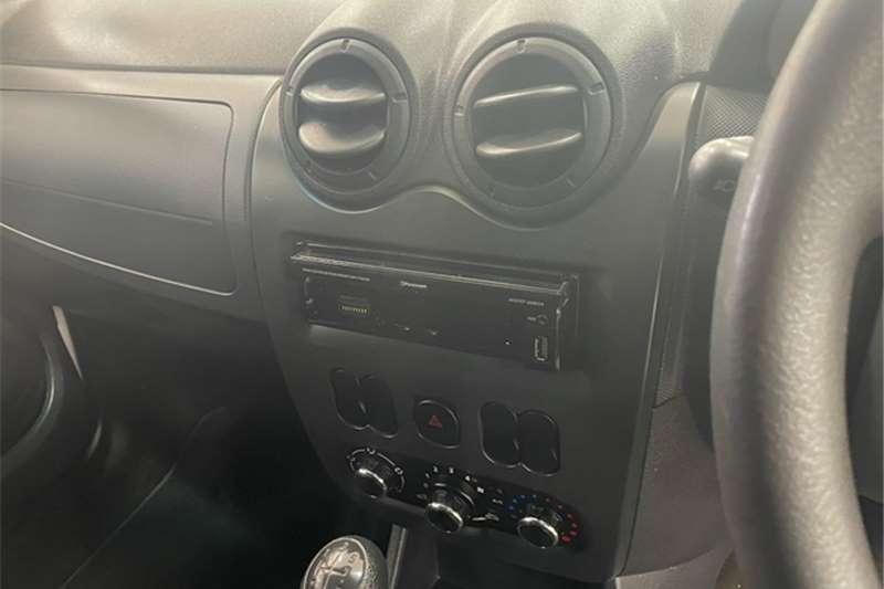 2018 Nissan NP200