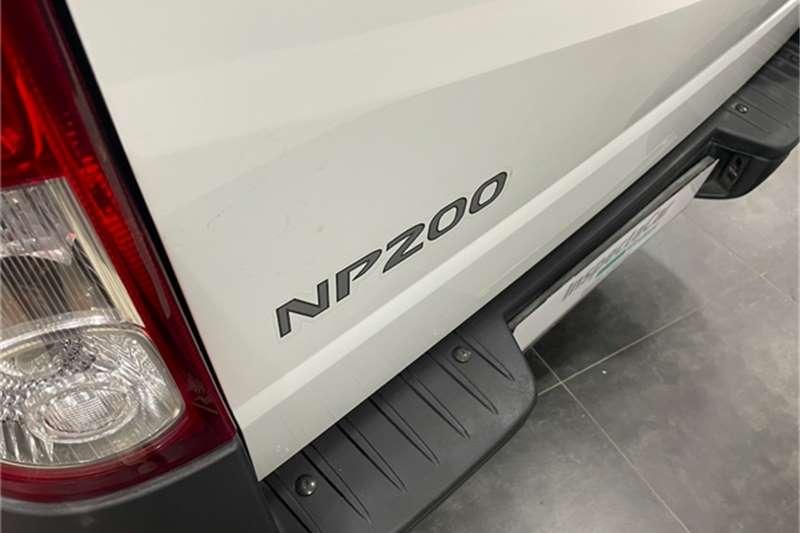 2016 Nissan NP200
